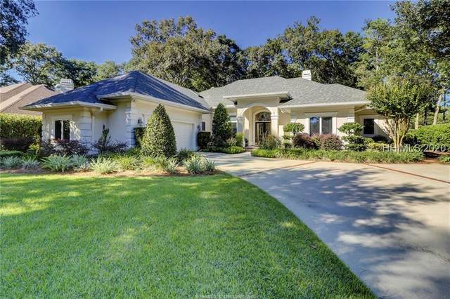 12 Wedgefield Drive, Hilton Head Island, SC 29926 (MLS #408690) :: Coastal Realty Group