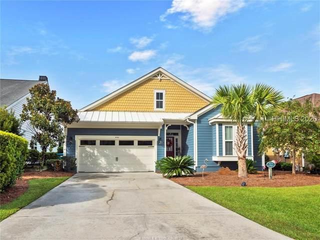 262 Garden Row Drive N, Hardeeville, SC 29927 (MLS #408692) :: Hilton Head Dot Real Estate