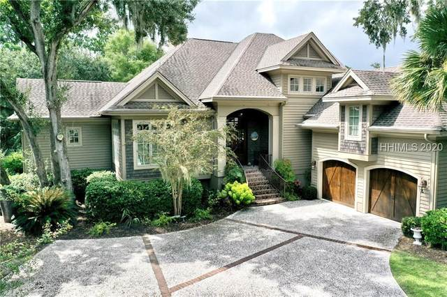 52 Hearthwood Drive, Hilton Head Island, SC 29928 (MLS #408702) :: Collins Group Realty