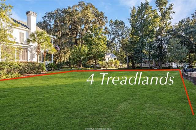 4 Treadlands, Beaufort, SC 29906 (MLS #408728) :: RE/MAX Island Realty