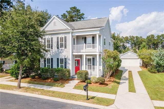 14 Orchard Park Drive, Bluffton, SC 29910 (MLS #408730) :: Schembra Real Estate Group