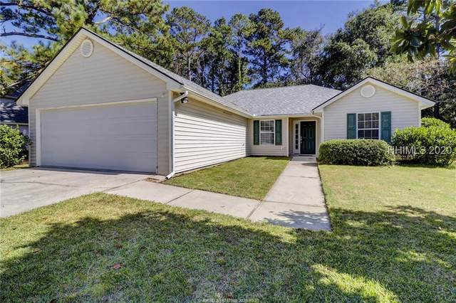 13 Monticello Drive, Hilton Head Island, SC 29926 (MLS #408773) :: Schembra Real Estate Group