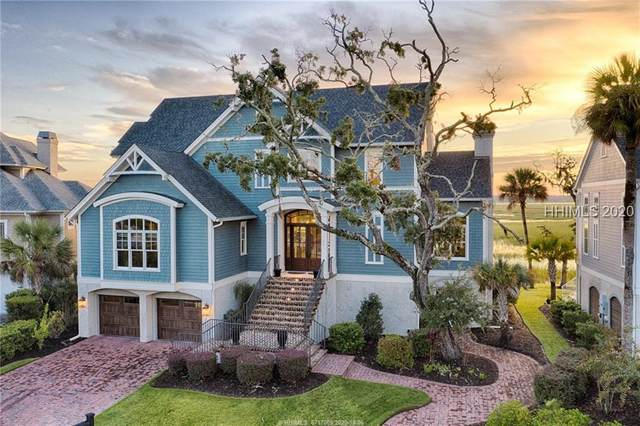 46 Lady Slipper Island Drive, Bluffton, SC 29910 (MLS #408798) :: Schembra Real Estate Group