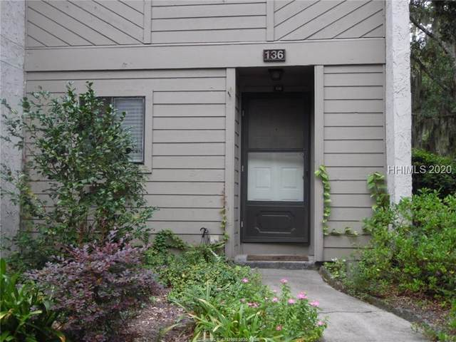 96 Mathews Drive #136, Hilton Head Island, SC 29926 (MLS #408839) :: The Alliance Group Realty