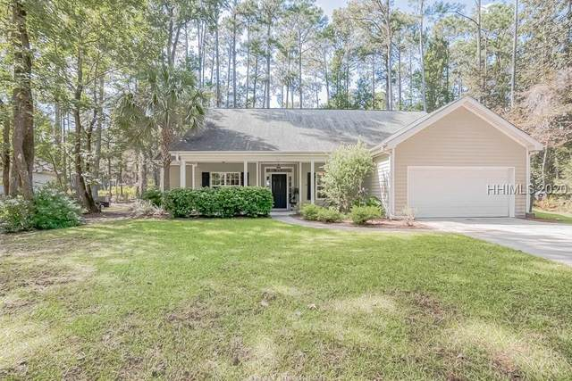 569 Sams Point Road, Beaufort, SC 29907 (MLS #408847) :: Schembra Real Estate Group