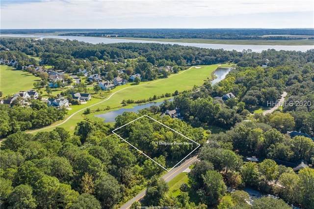113 Dolphin Point Drive, Beaufort, SC 29907 (MLS #408883) :: Coastal Realty Group