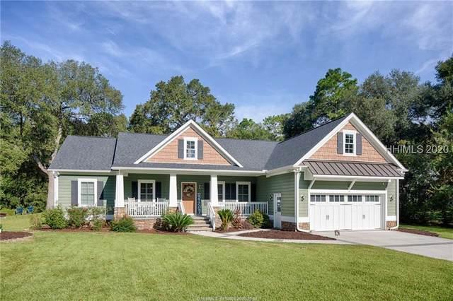 39 Cedar Lake Lane, Bluffton, SC 29910 (MLS #408887) :: Coastal Realty Group