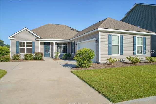 4115 Sage Drive, Beaufort, SC 29907 (MLS #408922) :: Schembra Real Estate Group