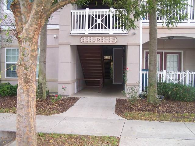 4924 Bluffton Parkway 18-205, Bluffton, SC 29910 (MLS #408931) :: Coastal Realty Group