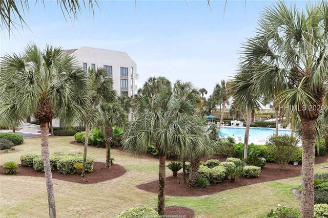 21 S Forest Beach Drive #421, Hilton Head Island, SC 29928 (MLS #408933) :: Coastal Realty Group