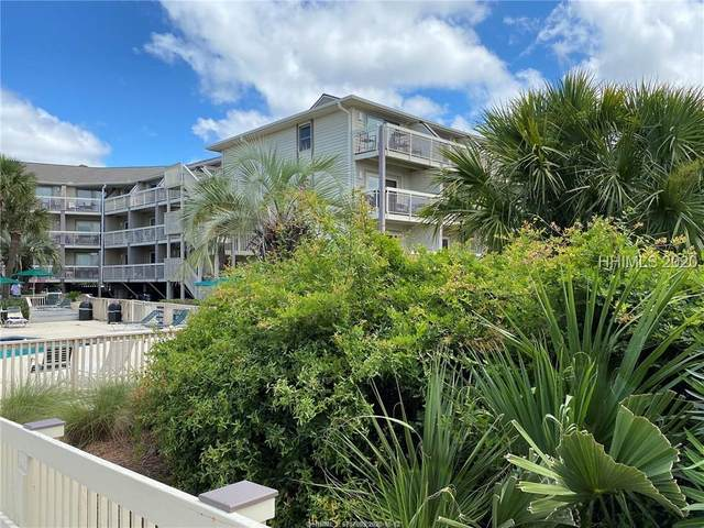 4 N Forest Beach Drive #112, Hilton Head Island, SC 29928 (MLS #408937) :: Southern Lifestyle Properties
