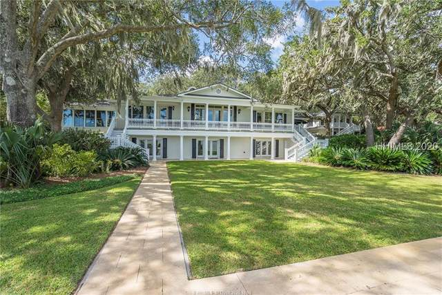 115 Verdier Road, Beaufort, SC 29902 (MLS #408962) :: The Sheri Nixon Team