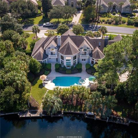 4 Wexford Club Dr, Hilton Head Island, SC 29928 (MLS #408964) :: The Alliance Group Realty