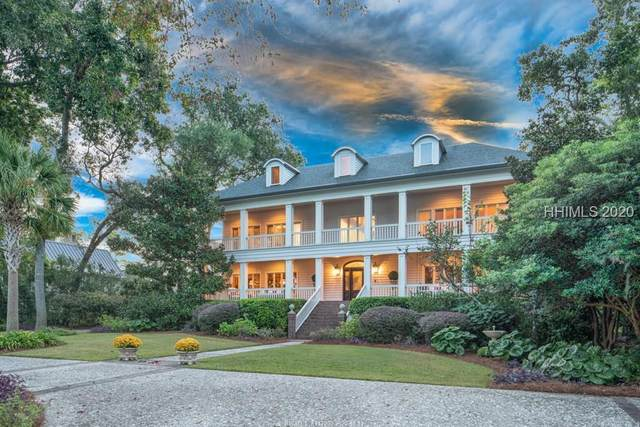 76 Brams Point Road, Hilton Head Island, SC 29926 (MLS #408977) :: Collins Group Realty