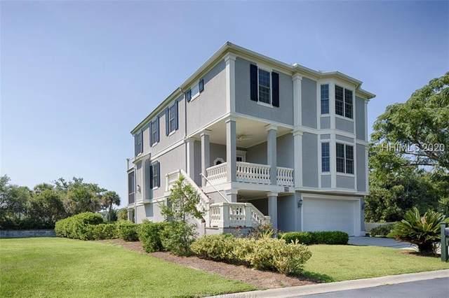 19 Shear Water Drive, Hilton Head Island, SC 29926 (MLS #408993) :: Beth Drake REALTOR®