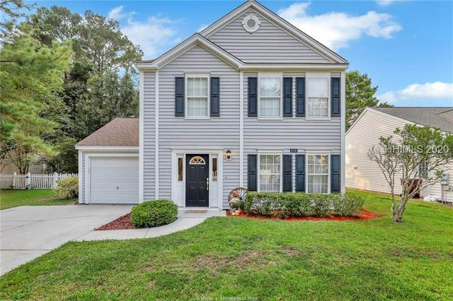 256 Old Bridge Drive, Bluffton, SC 29910 (MLS #408998) :: Collins Group Realty