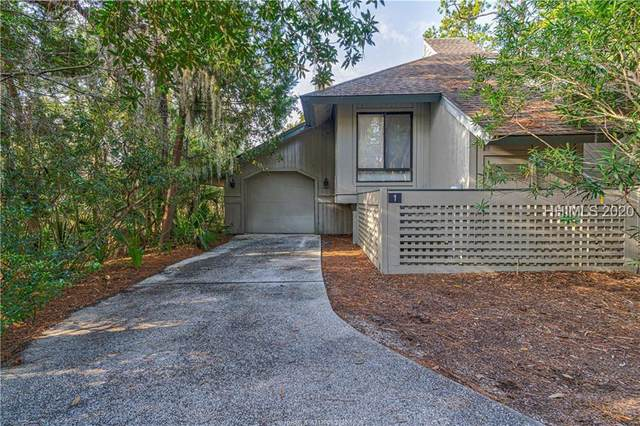 1 Palm Isle Court, Hilton Head Island, SC 29926 (MLS #409018) :: RE/MAX Island Realty