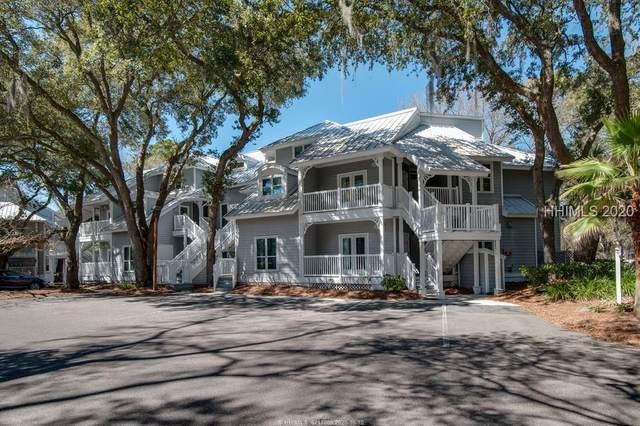 14 Wimbledon Court #801, Hilton Head Island, SC 29926 (MLS #409027) :: Schembra Real Estate Group