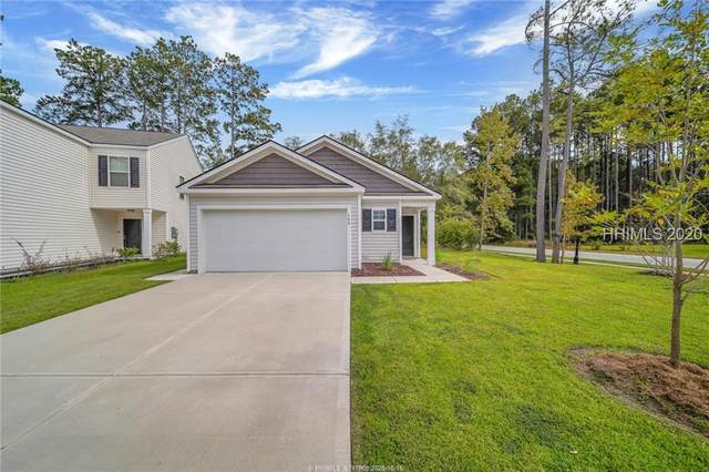 100 Semester Road, Bluffton, SC 29909 (MLS #409079) :: Collins Group Realty