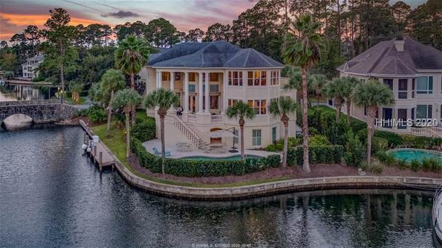 4 Knightsbridge Lane, Hilton Head Island, SC 29928 (MLS #409080) :: The Coastal Living Team