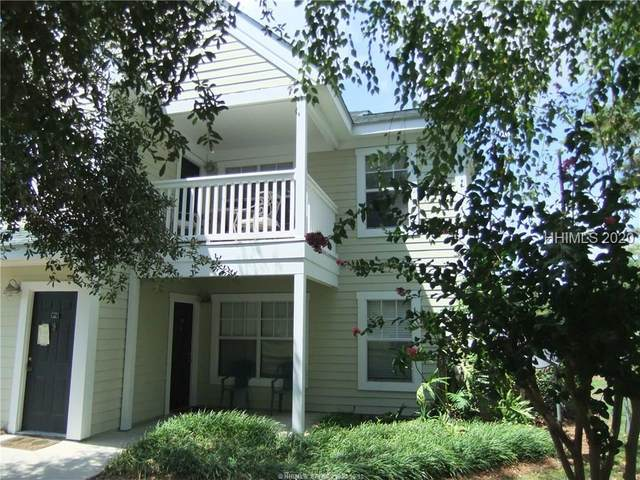 6 Old South Court 6H, Bluffton, SC 29910 (MLS #409098) :: Coastal Realty Group