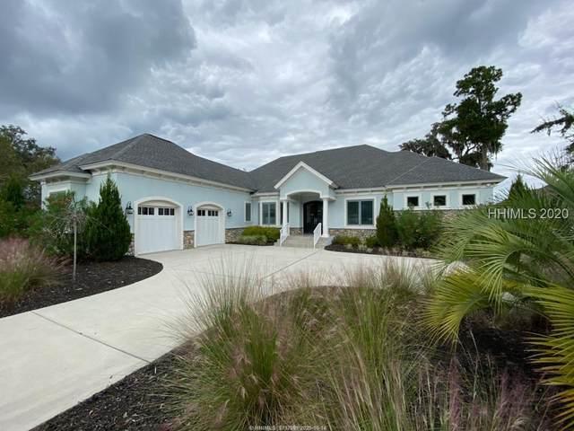 94 Farnsleigh Avenue, Bluffton, SC 29910 (MLS #409104) :: The Coastal Living Team