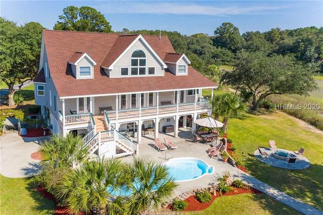 19 Dirt Road, Seabrook, SC 29940 (MLS #409121) :: Hilton Head Dot Real Estate