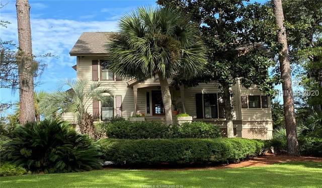21 Spartina Crescent, Hilton Head Island, SC 29928 (MLS #409133) :: The Alliance Group Realty