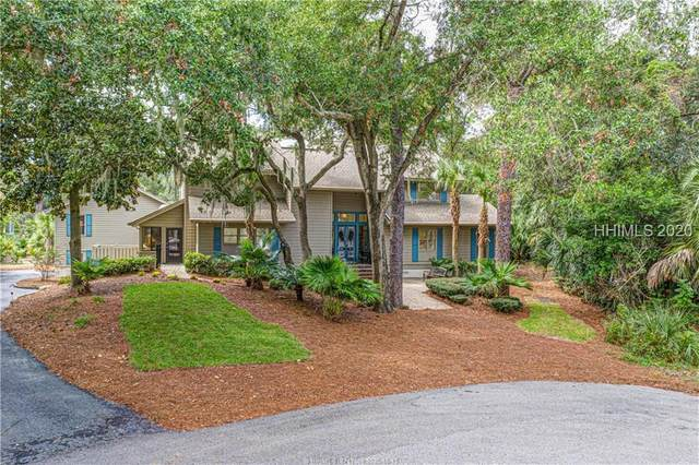 19 Bald Eagle Road W, Hilton Head Island, SC 29928 (MLS #409143) :: Hilton Head Dot Real Estate