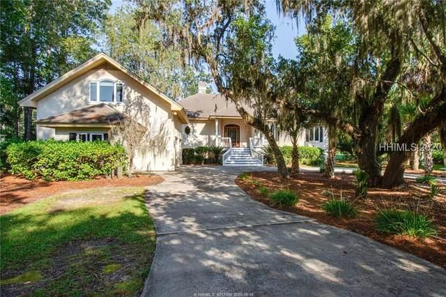 115 Winding Oak Drive, Okatie, SC 29909 (MLS #409164) :: Schembra Real Estate Group