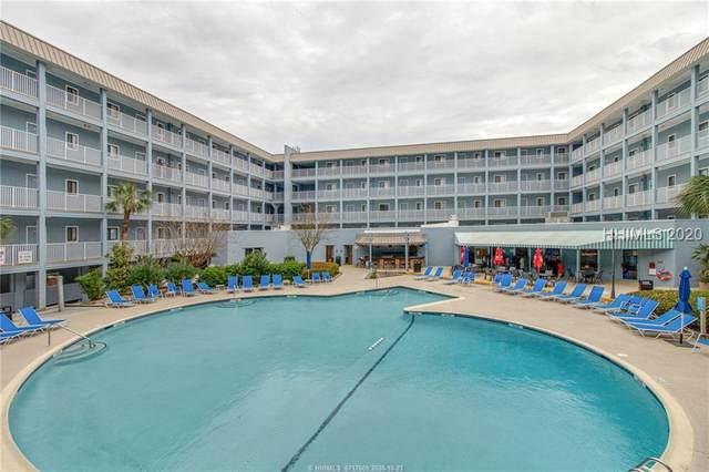 663 William Hilton Parkway #1214, Hilton Head Island, SC 29928 (MLS #409176) :: The Coastal Living Team