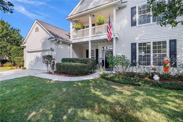 16 Saxony Lane, Bluffton, SC 29910 (MLS #409223) :: The Alliance Group Realty