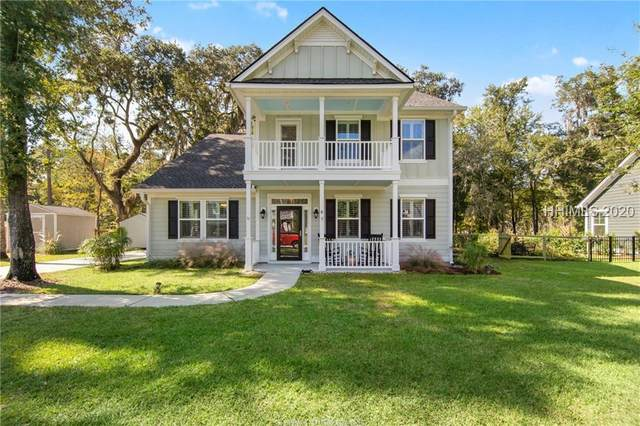 6 Sandpiper Drive, Beaufort, SC 29907 (MLS #409224) :: Schembra Real Estate Group