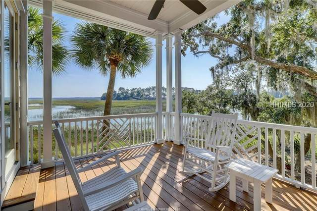 10 Lady Slipper Island Court, Bluffton, SC 29910 (MLS #409226) :: The Coastal Living Team