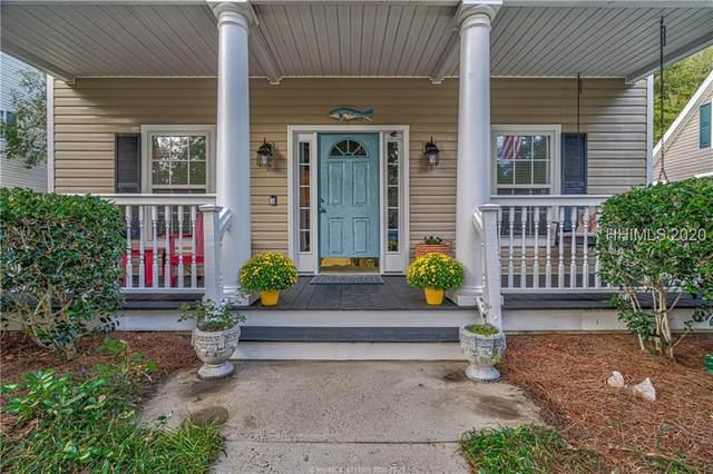 104 Westbury Park Way, Bluffton, SC 29910 (MLS #409232) :: Southern Lifestyle Properties