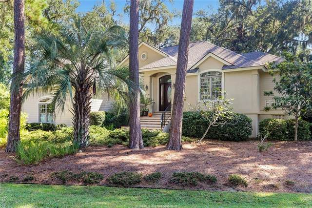9 Heritage Court, Hilton Head Island, SC 29928 (MLS #409235) :: Collins Group Realty