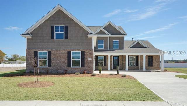 10 Normandy Avenue, Bluffton, SC 29910 (MLS #409288) :: Beth Drake REALTOR®