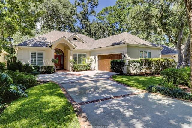 16 Brewton Court, Hilton Head Island, SC 29926 (MLS #409298) :: Collins Group Realty