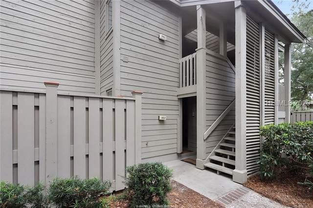 20 Queens Folly Road #1957, Hilton Head Island, SC 29928 (MLS #409308) :: The Coastal Living Team