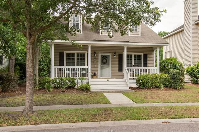 6 Barrington Avenue, Bluffton, SC 29910 (MLS #409310) :: The Alliance Group Realty