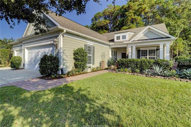 840 Serenity Point Drive, Bluffton, SC 29909 (MLS #409316) :: Judy Flanagan