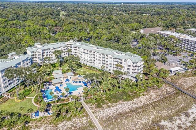 41 Ocean Lane #6202, Hilton Head Island, SC 29928 (MLS #409319) :: The Coastal Living Team