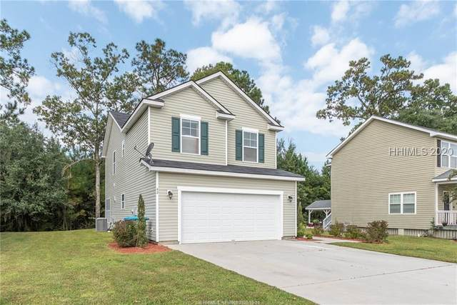 42 Okatie Park Circle W, Ridgeland, SC 29936 (MLS #409320) :: The Alliance Group Realty