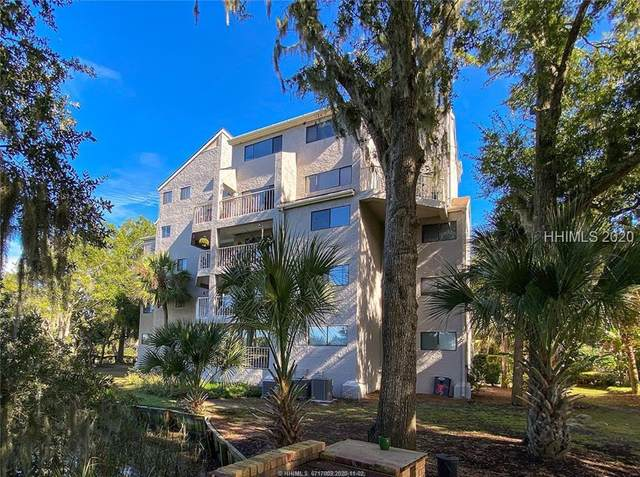70 Paddle Boat Lane 415C, Hilton Head Island, SC 29928 (MLS #409343) :: The Alliance Group Realty