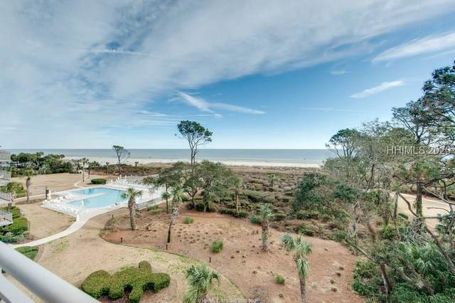 11 S Forest Beach Drive #220, Hilton Head Island, SC 29928 (MLS #409346) :: Southern Lifestyle Properties