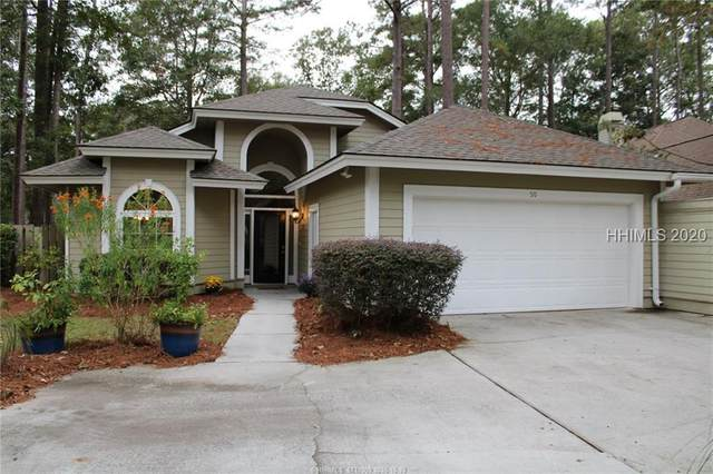 50 Pipers Pond Road, Bluffton, SC 29910 (MLS #409351) :: Hilton Head Dot Real Estate