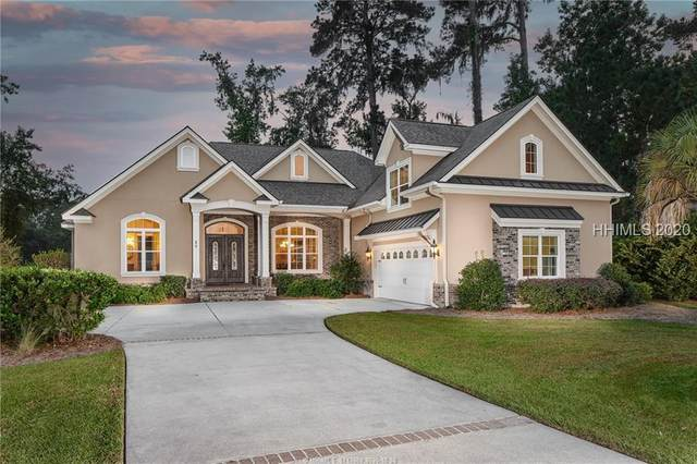 59 Lexington Drive, Bluffton, SC 29910 (MLS #409372) :: The Alliance Group Realty