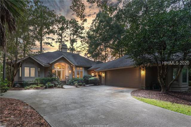 40 Spring Island Drive, Okatie, SC 29909 (MLS #409378) :: Collins Group Realty