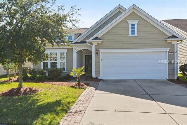 381 Serenity Point Drive, Bluffton, SC 29909 (MLS #409388) :: The Coastal Living Team