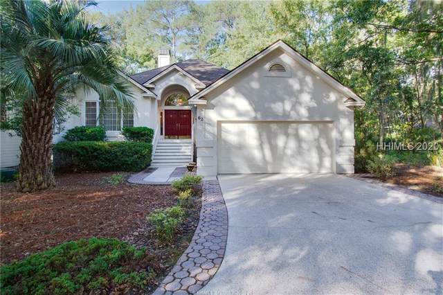 62 Wax Myrtle Court, Hilton Head Island, SC 29926 (MLS #409397) :: RE/MAX Island Realty
